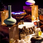 herbal candels stall
